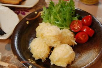 お豆腐のシューマイ
