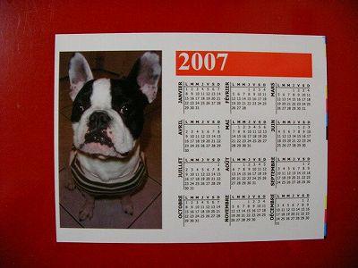 スヌーピーカレンダー