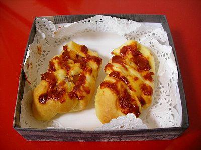 ソーセージパン♥