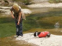 『川は嫌いなり!』
