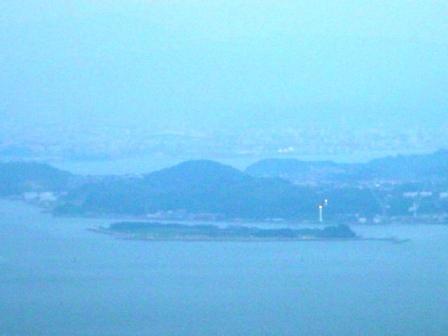巌流島(リアル)