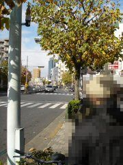10時ちょうど京急蒲田に着くとこの辺