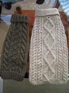 手編みアラン