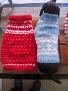 手編みノルディック