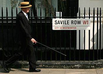 サヴィル・ロウ」(Savile Row)...