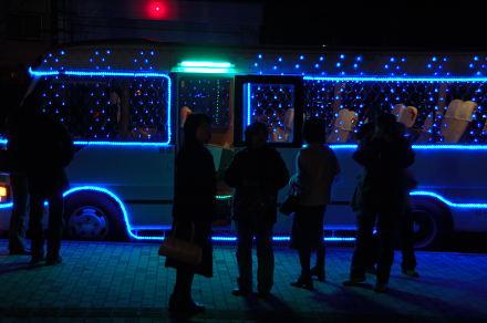 #004 不思議なバス