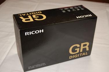 GR DIGITAL #001 箱1