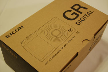 GR DIGITAL #002 箱2
