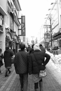 #001 君と歩いた街