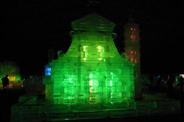 #003 氷燈祭