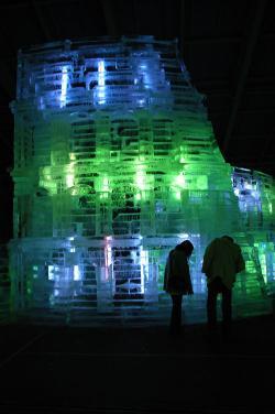 #004 氷燈祭