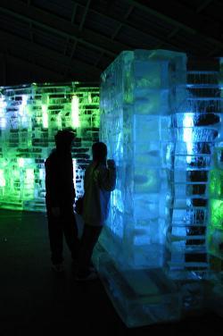 #005 氷燈祭