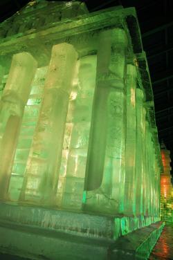 #006 氷燈祭