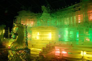 #007 氷燈祭
