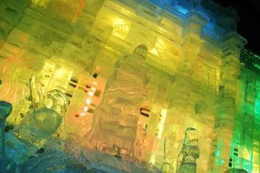 #008 氷燈祭