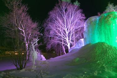 #011 氷燈祭