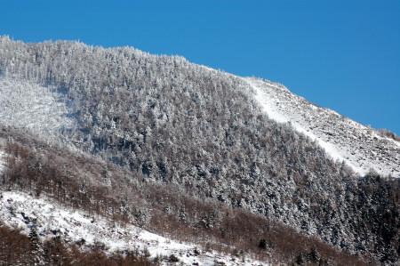 #002 雪山