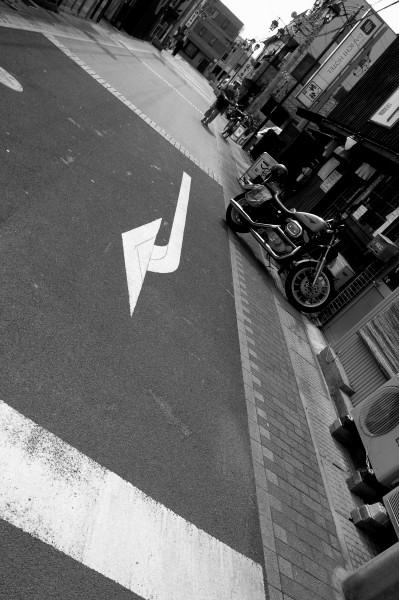 #002 右方向