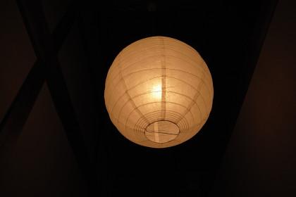#001 明かり