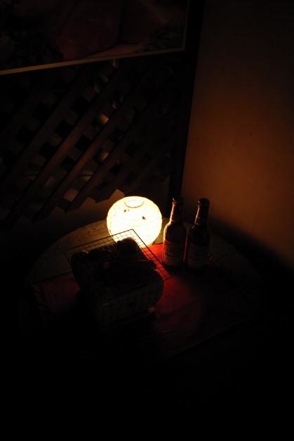 #004 明かり