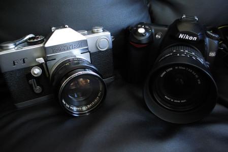 #006 今昔カメラ