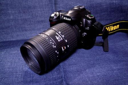■SIGMA 70-300mm F4-5.6 DL MACRO SUPER