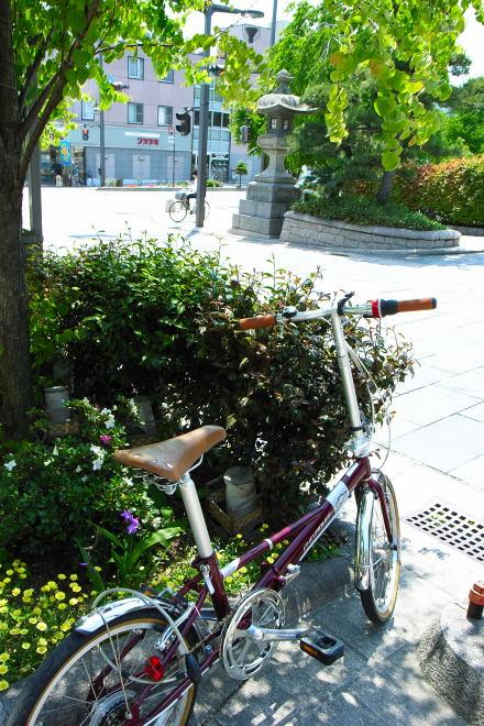#001 自転車