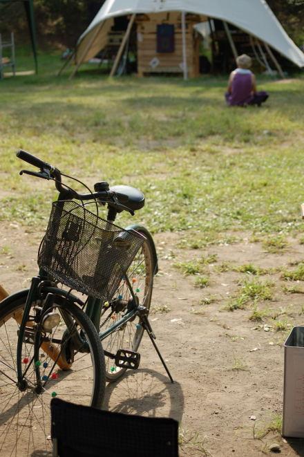 #003 自転車