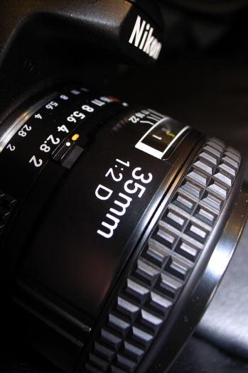 #002 Nikon Ai AF Nikkor 35mm F2D