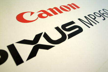 #002 CANON PIXUS MP960?