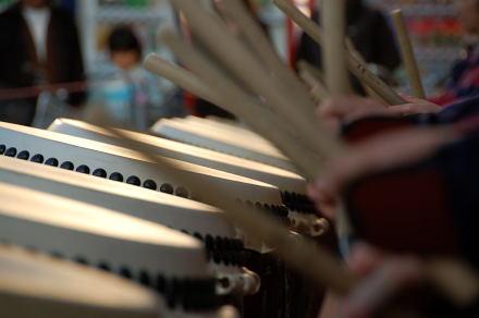 #003 太鼓の響き