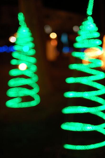 #002 クリスマスツリー