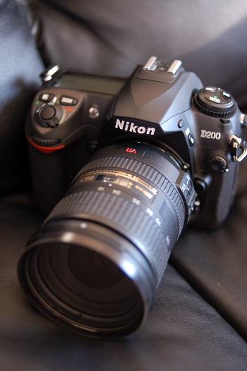 #003 Nikon D200