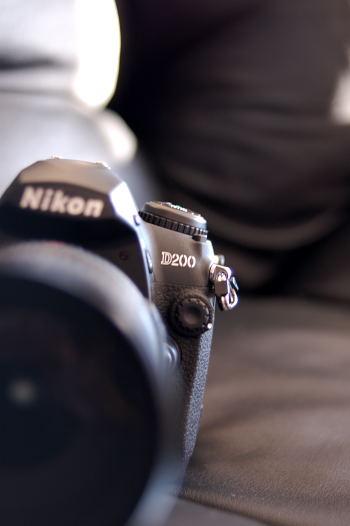 #004 Nikon D200