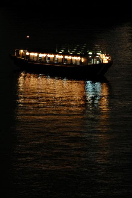 #001 屋形船