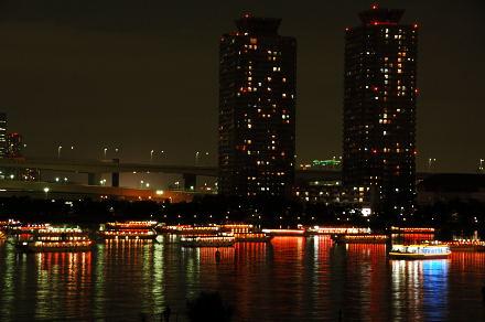 #004 お台場の夜景