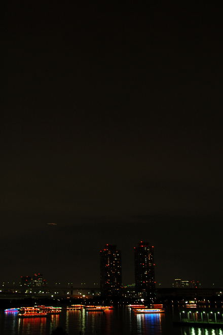 #005 お台場の夜景