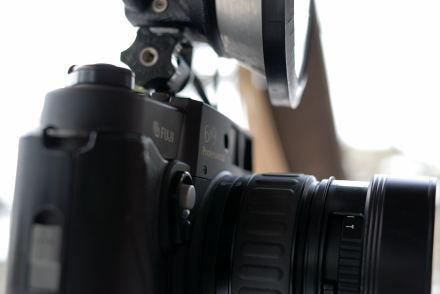 #004 記念撮影用カメラ