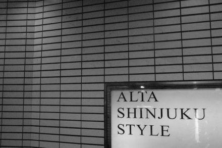 #001 ALTA SHINJUKU STYLE