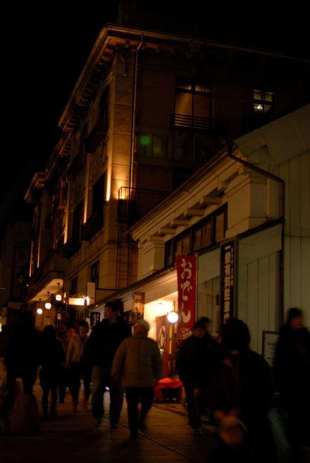 #005 長野の夜街