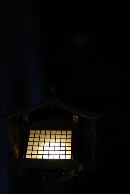 #003 灯ろうを撮ろう(^^;)