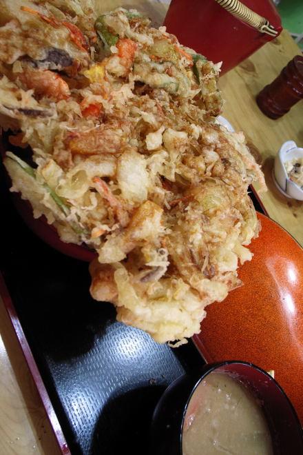 #003 ビック天丼