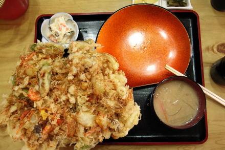 #004 ビック天丼