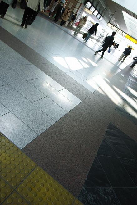 #001 朝駅