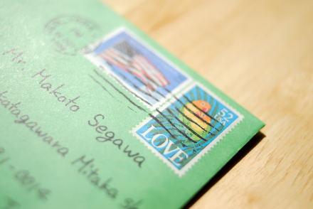 #001 静流からの手紙