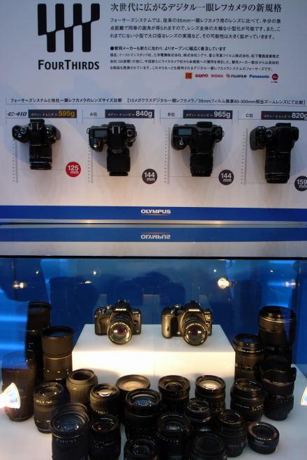 #003 オリンパスのカメラ