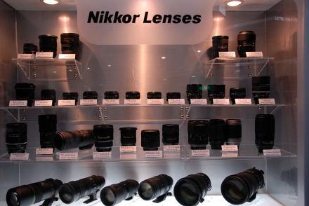 #005 Nikkor Lenses