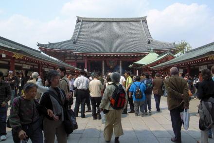 #001 浅草寺(せんそうじ)