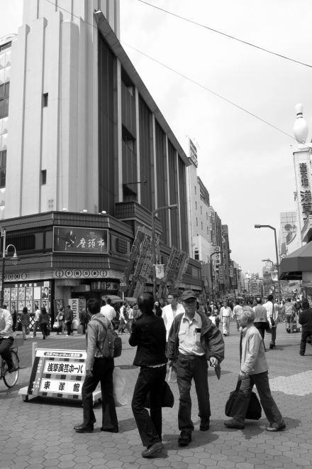 #001 演劇の町