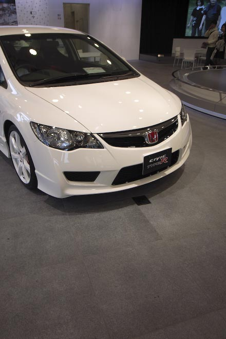 #002 CIVIC TYPE R
